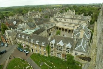 Exsportise Oundle School