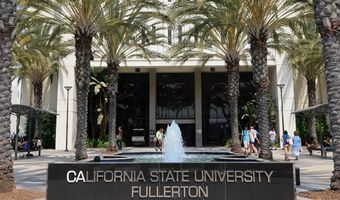 Обучение в California State University Fullerton США (CSUF) сеть FLS